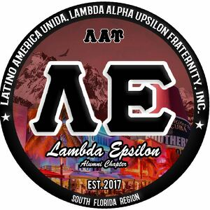 Team Page: Lambda Alpha Upsilon Fraternity, Inc.
